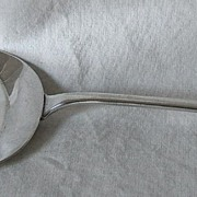 English Sterling Pancake/Hot Cake Server � 1893