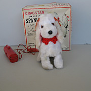 1960's Cragston Battery Operated Cocker Spaniel