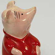 Vintage Beswick Piglet Figurine Disney Productions // Winnie the Pooh Series