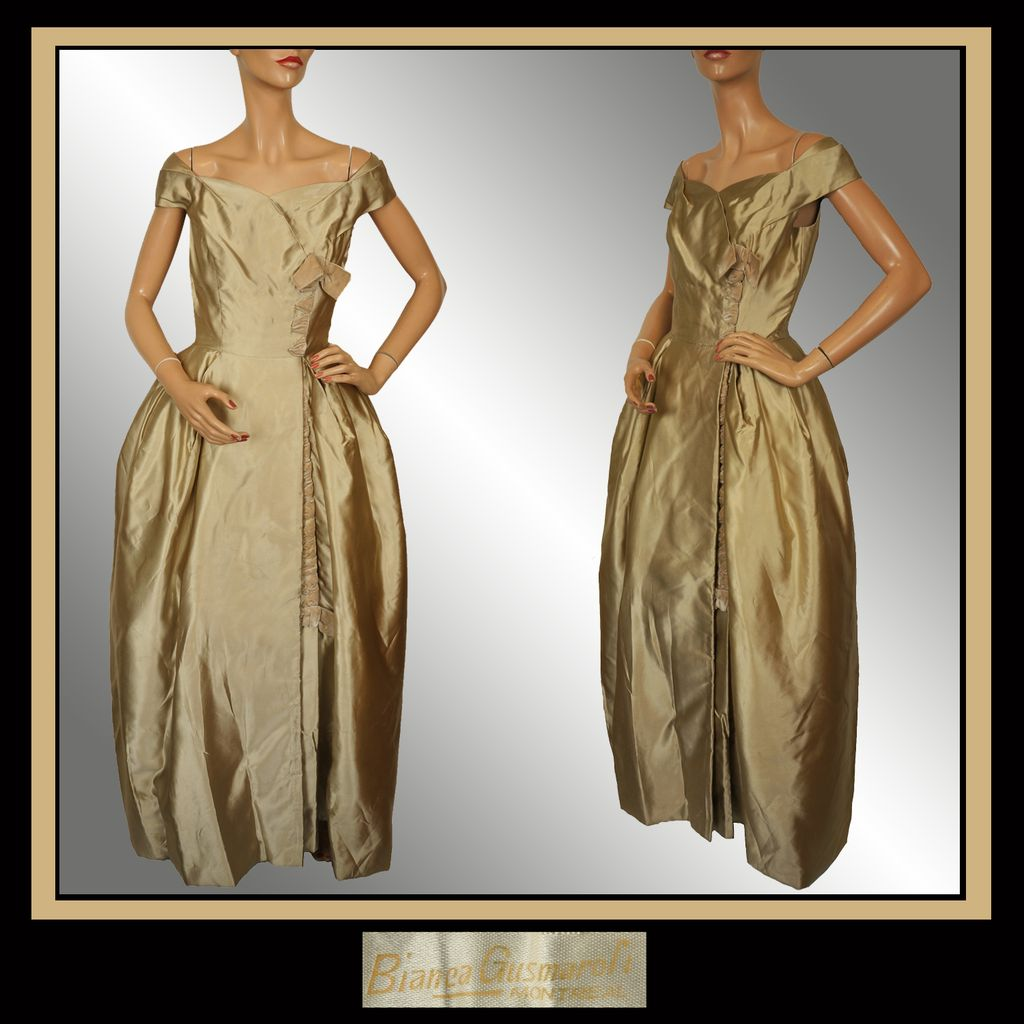 1940's Designer Clothing For Women Designer Dress Ladies Size