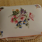 Beautiful Precious Limoges France Porcelain Trinket Vanity Box Mother's Day Gift