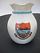 Goss  Souvenir Jug - Victorian