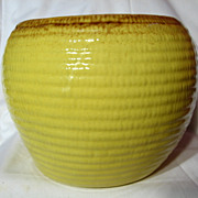 Medalta Redcliff Coiled Basket Vase