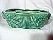 McCoy Gloss Green Planting Dish