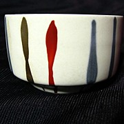 SALE Mid-Century Modern Japanese Tea Bowl