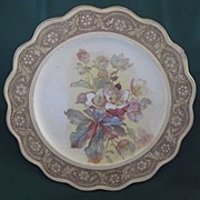 Antique Doulton Hand Painted Decorator Plate