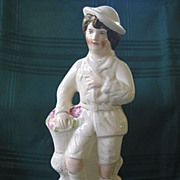 Antique Large Staffordshire Figure