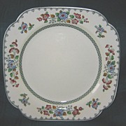 Copeland Spode Serving Dish  ( 2 )    Pattern  Royal Jasmine or Strathmere