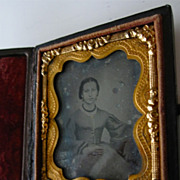 Dag or Ambro of Woman, Victorian, 9th Plate