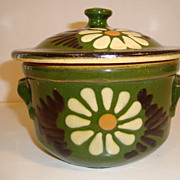 French Alsatian tureen, circa 1900