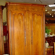 French Louis XV Provincial armoire, circa 1800- FREE SHIPPING