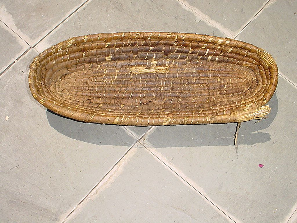 Antique French Bread basket