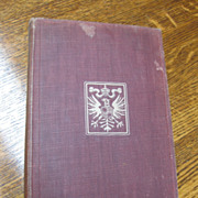 Rare Antiquarian Book: Germany - The Welding of a World Power, by Wolf von Schierbrand, 1902