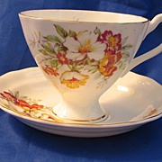 Daniels Fine Bone China Cup and Saucer England