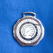 International Union of Operating Engineers Watch Fob