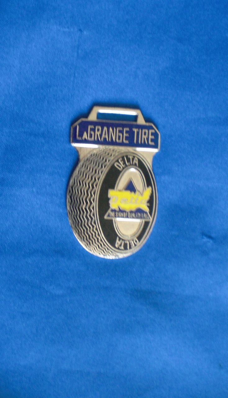 LaGrange Tire Delta Tires LaGrange Ohio OH Watch Fob