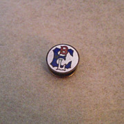 Vintage B L of E Lapel Pin