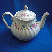 Sadler Pottery Made in England Teapot