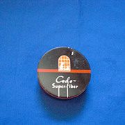 Codo Super-Fiber Black Orange and White Codo Mfg  Corp Ribbon Tin