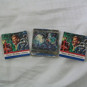 Three US Bicentennial Matchbooks - Kennedy Apollo