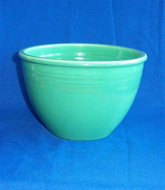 Fiesta Light Green #4 Mixing Bowl
