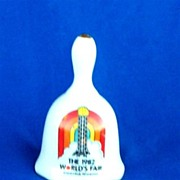 1982 World's Fair Knoxville TN China Bell