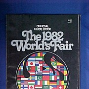 Official Guide Book The 1982 World's Fair