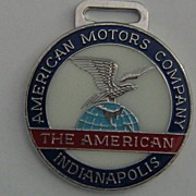 American Motors Company Indianapolis Watch Fob