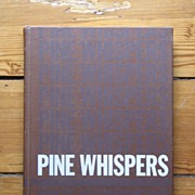Yearbook 1973 Pine Whispers Ashland College Ohio