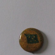 Eat Earl Confections Victoria Pinback Button