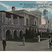 Home Economic Building Panama-California Exposition San Diego, CA 1915