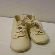 Original Cabbage Patch Doll Shoes Soft Sculpture Signed Xavier Roberts