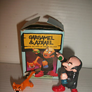 Peyo Smurf Schleich Gargamel and Azriel Figures In Box Boxed