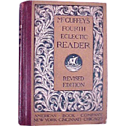 McGuffey�s Fourth Eclectic Reader Book