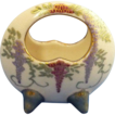Small Mini China Grape Design Porcelain Basket Bowl