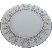 Syracuse Pendleton Federal Shaped Luncheon Plate