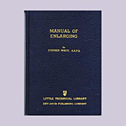 Manual of Enlarging Photographs � 1940