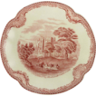 Old Britain Castles Johnson Brother England Saucer Plate