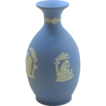 Blue Wedgwood Small Urn Vase