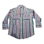 1950 Esskay Western Cowboy  Boy Shirt