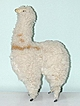 Antique Toy Alpaca - Rare!