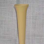 Tall Celluloid Hat Pin Holder Vase Long Hat Pins