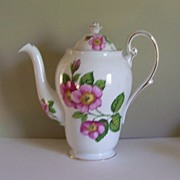 Royal Standard Fine Bone China Floral Teapot England