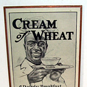 1906 Rastus Cream of Wheat Framed Print