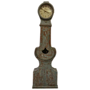 Swedish Gustavian Long Case Clock