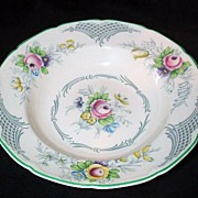 8 Royal Doulton Old Chelsea Soup Bowls V2278