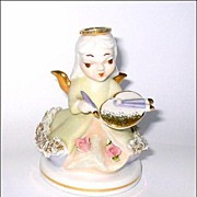 Vintage Lefton Sweetheart Angel Artist 808-C