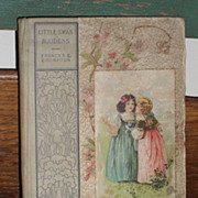 SALE 1906 Children's Book - Little Swan Maidens