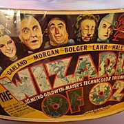 Original 1939 Wizard of Oz Movie Poster