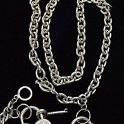 Tiffany Paretti Locking Heart Necklace & Bracelet Set